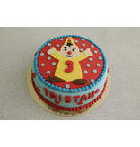 1. Sweet Planet Bumba taart model 2
