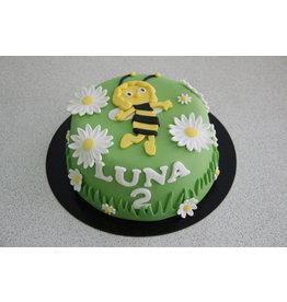 1. Sweet Planet Maya de bij taart model 2