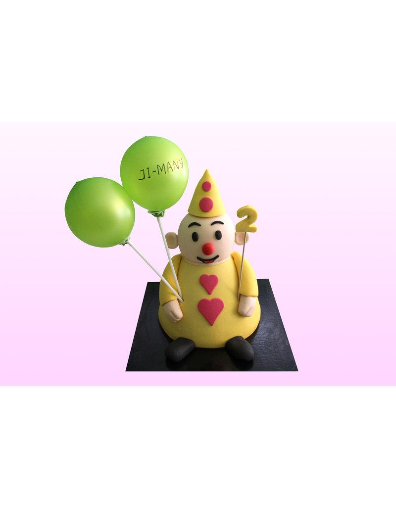 1. Sweet Planet Bumba taart model 5