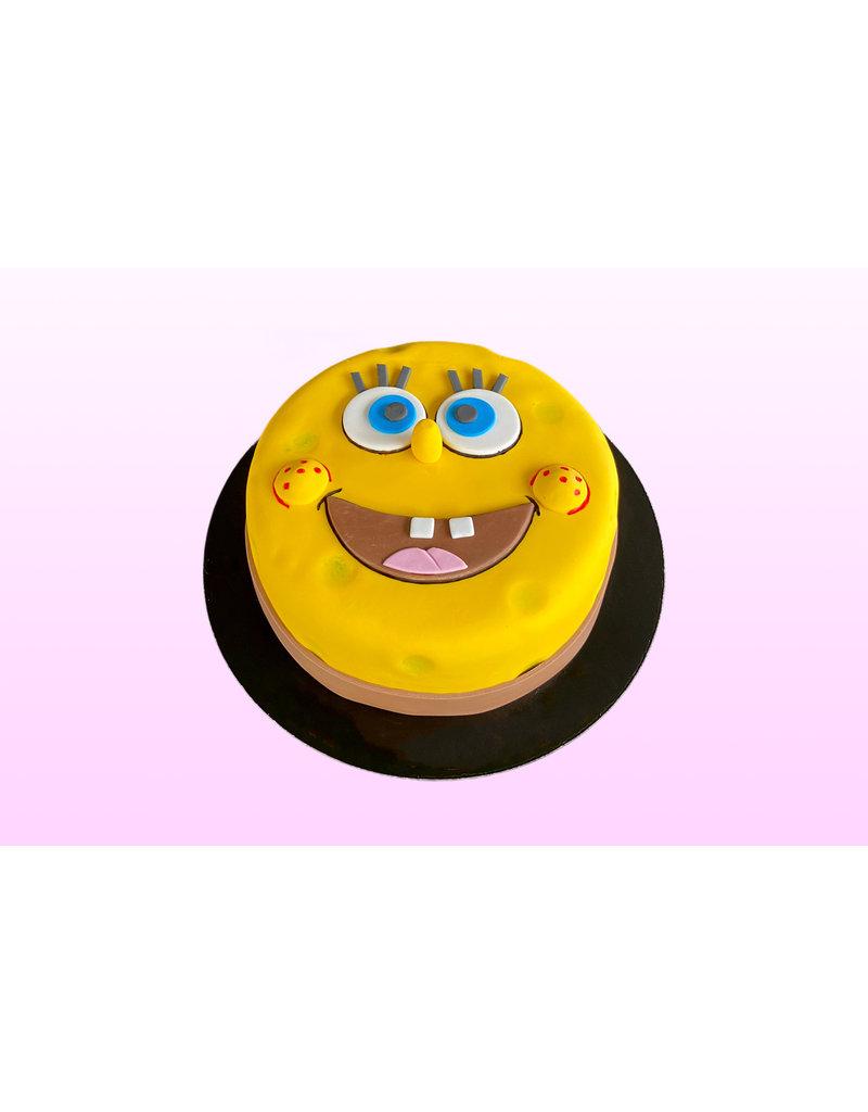 1. Sweet Planet Sponge Bob model 1