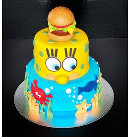 1. Sweet Planet Sponge Bob model 3