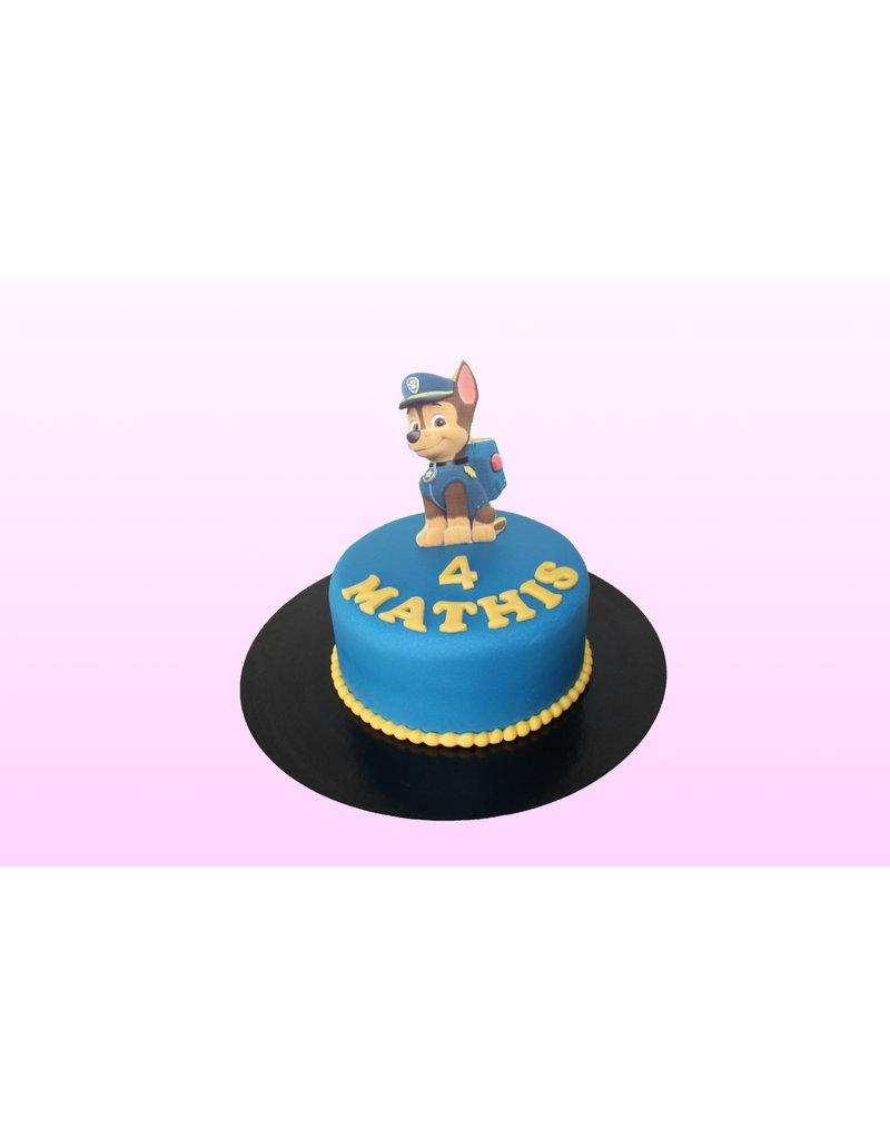 1. Sweet Planet Paw Patrol taart model 2