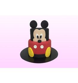 1. Sweet Planet Mickey Mouse taart model 1