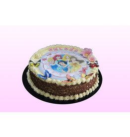1. Sweet Planet Prinsessen taart model 2
