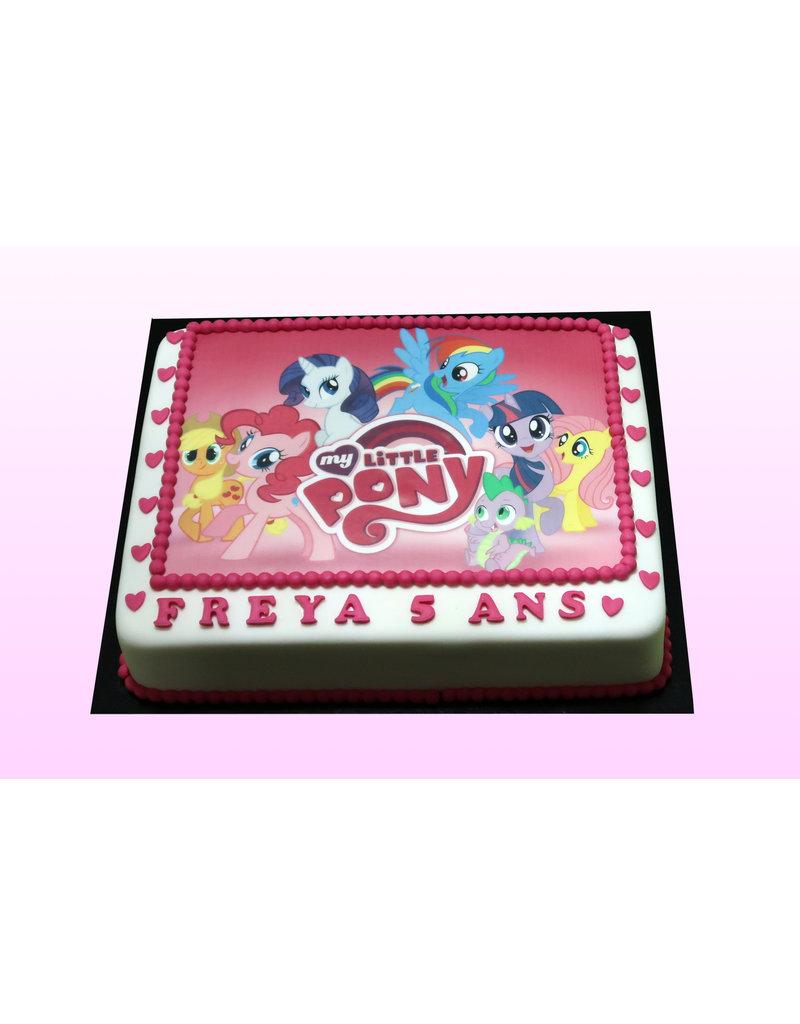 1. Sweet Planet My Little Pony model 2