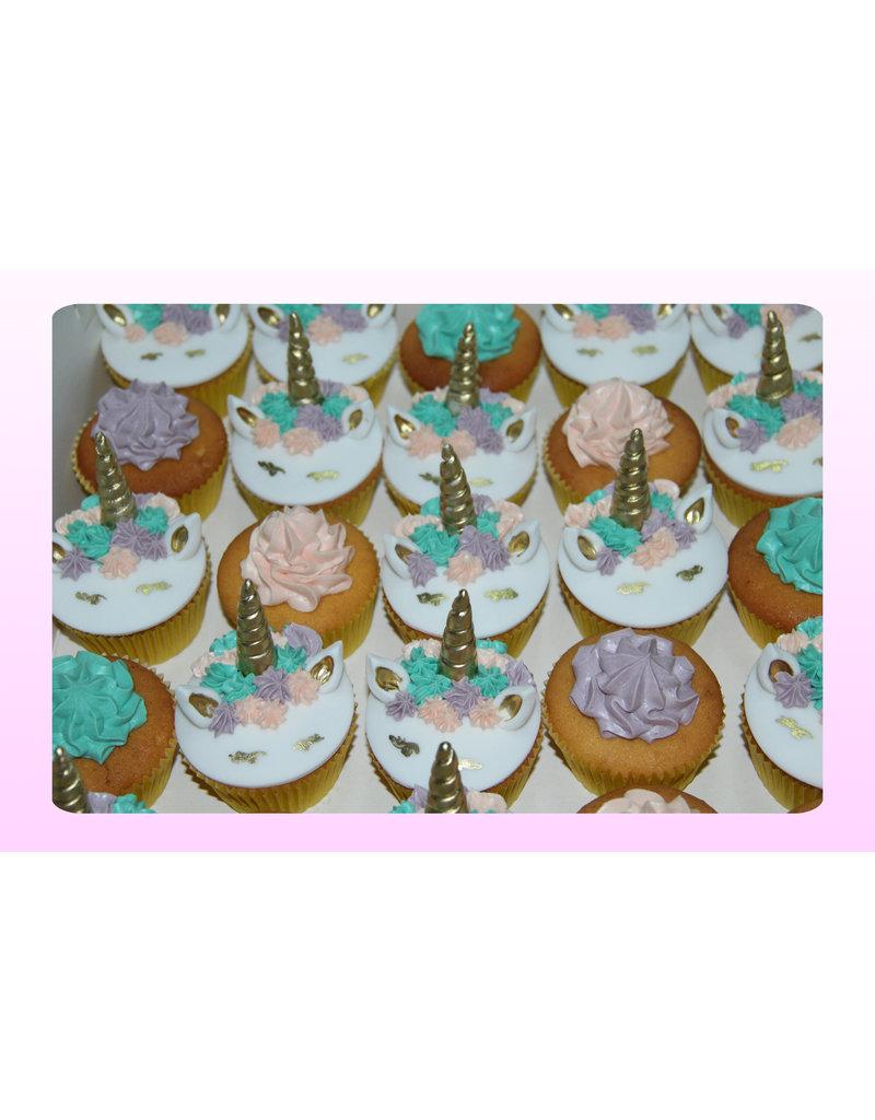 1. Sweet Planet Unicorn cupcakes