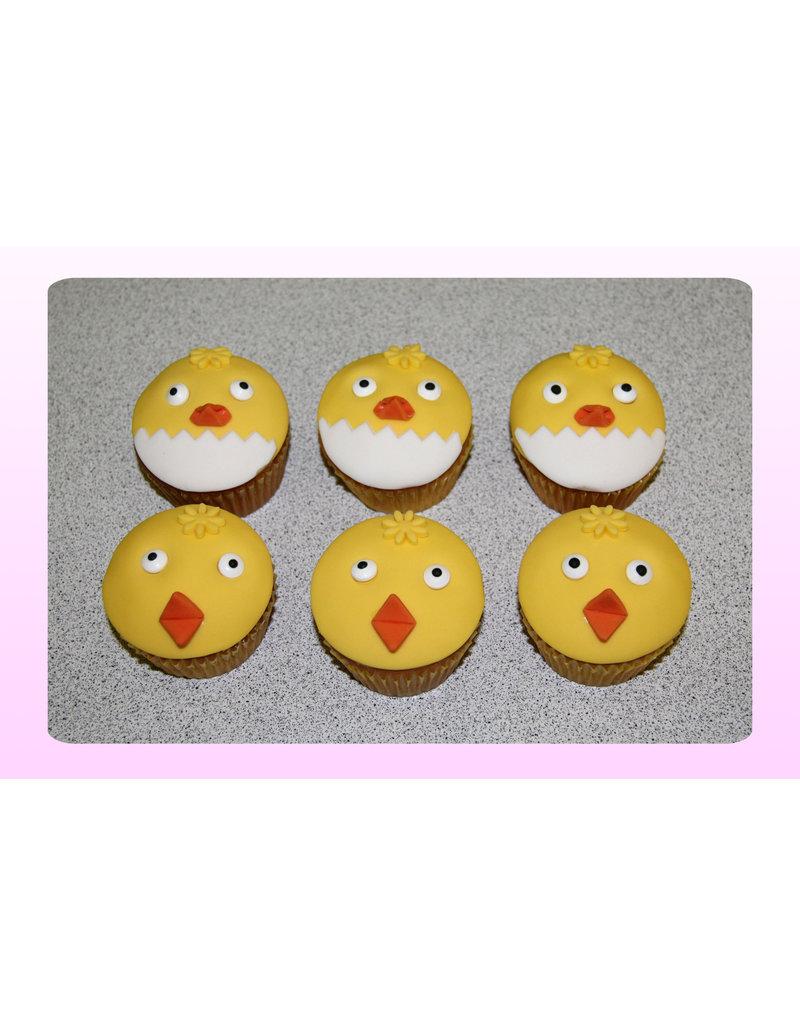 1. Sweet Planet Kuikentje cupcakes