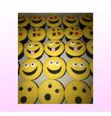 1. Sweet Planet Smiley cupcakes