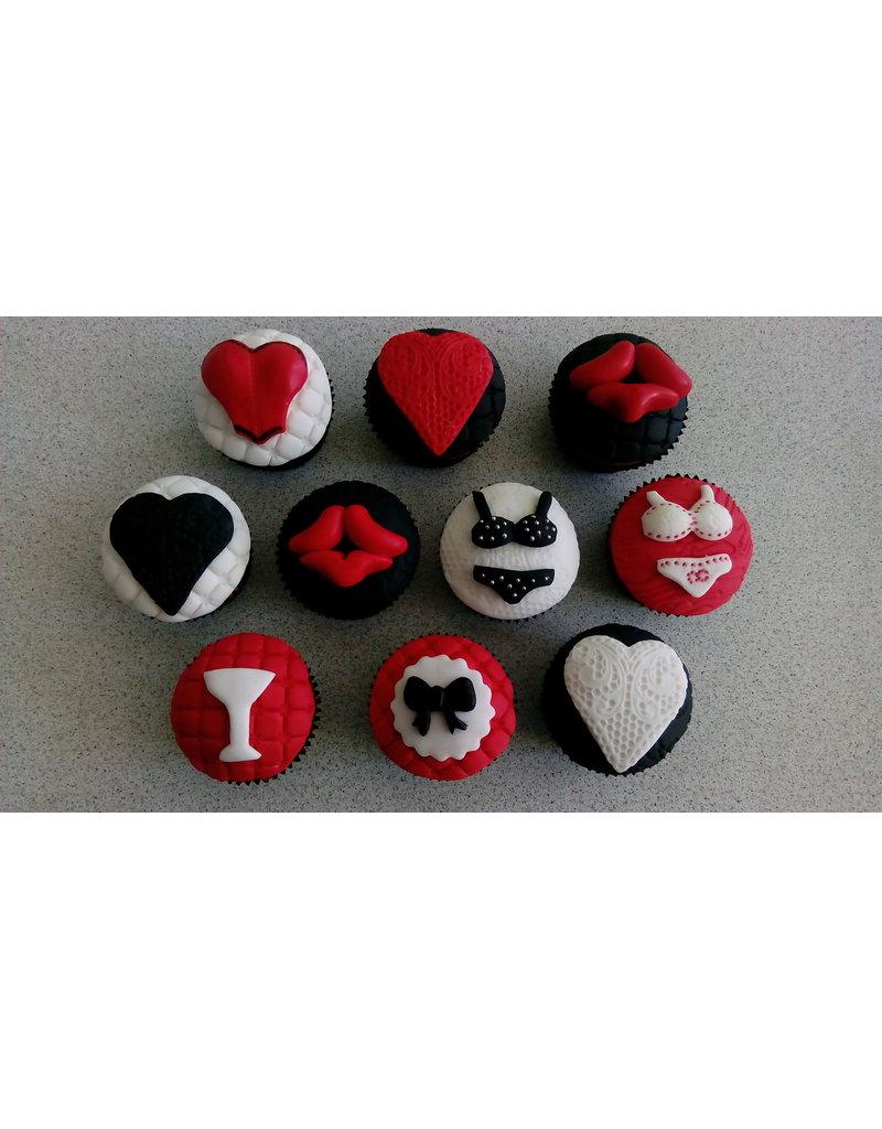 1. Sweet Planet Naughty cupcakes