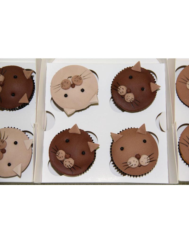 1. Sweet Planet Kat cupcakes