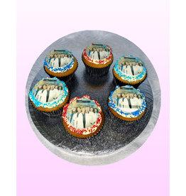 1. Sweet Planet Grey's Anatomy cupcakes
