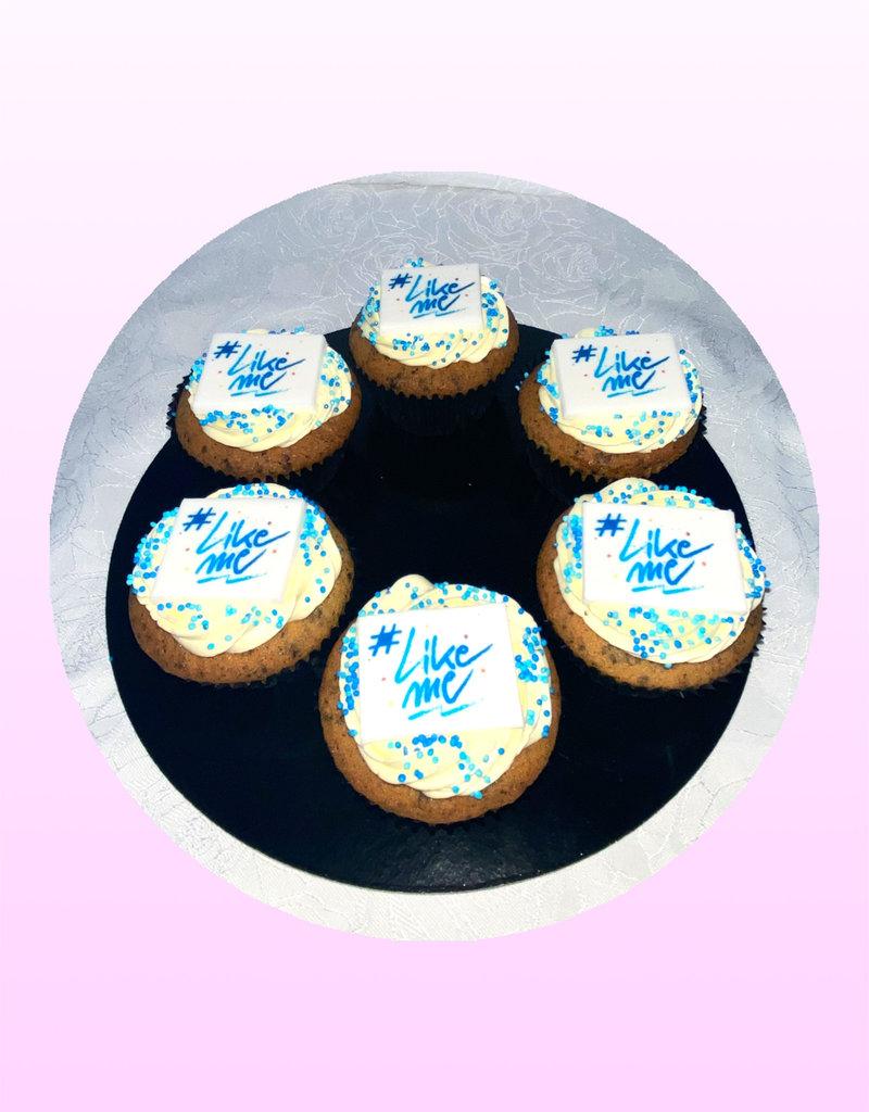 1. Sweet Planet Like me cupcakes