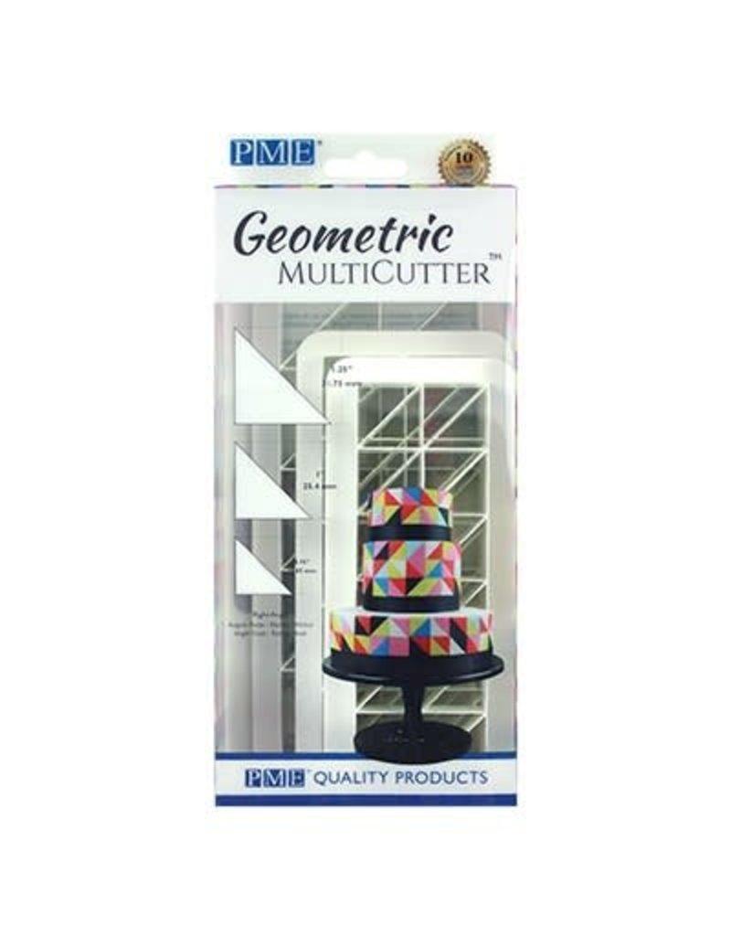 PME Geometric cutter - Rechte hoek set/3