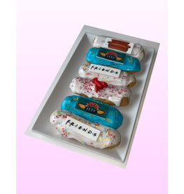 1. Sweet Planet Friends eclairs