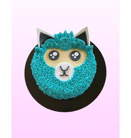 1. Sweet Planet Lama taart