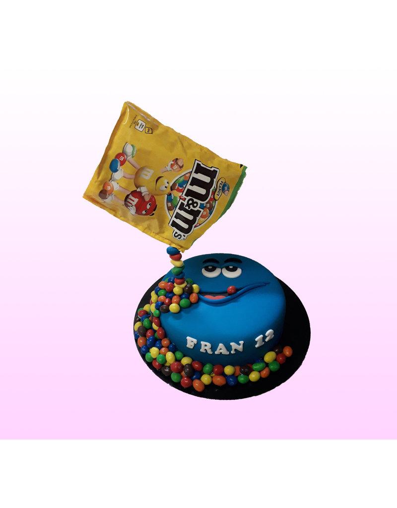 1. Sweet Planet M&M's taart