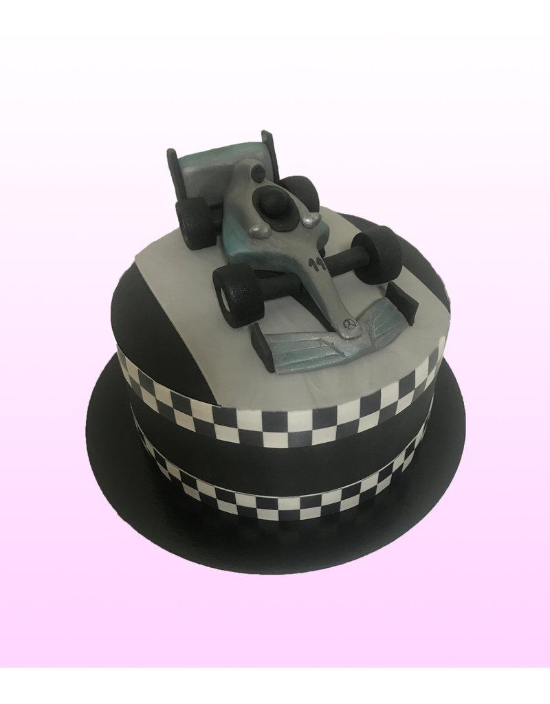 1. Sweet Planet Race taart model 1