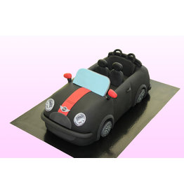 1. Sweet Planet Cabrio 3D taart