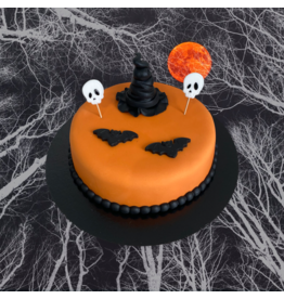 1. Sweet Planet Halloween taart