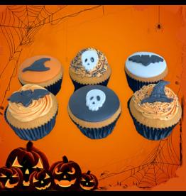 1. Sweet Planet Halloween cupcakes