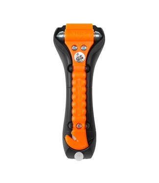 Life Hammer Safety Hammer classic glow (oranje)
