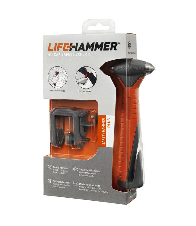 Life Hammer De nieuwe standaard - Safety Hammer Plus