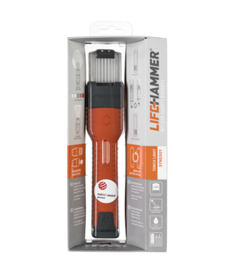 Life Hammer Ultieme Autolamp - Safety Torch Synergy