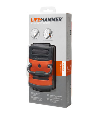 Life Hammer Gordelgeleider - Safety Belt Solution