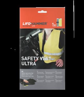 Life Hammer Ultra plat vest - Safety Vest Ultra (1 pack)