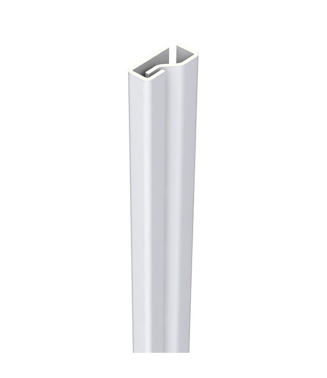 Secu Products anti-inbraakstrip voordeur  (L2050mm, wit, RAL 9010)