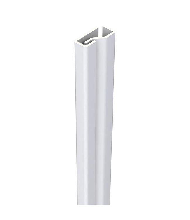 Secu Products SecuStrip anti-inbraakstrip voordeur  (L2050mm, wit, RAL 9010)