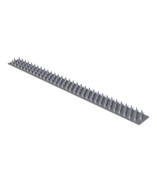 Secu Products anti-klimstrip (500 x 45 mm, grijs, 8 stuks)