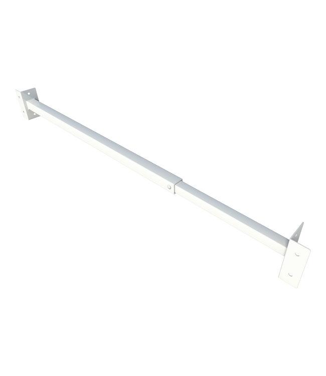 Secu Products SecuBar barrierestang single (in de dag, 600-1100mm)