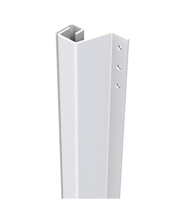 Secu Products anti-inbraakstrip achterdeur 7-13mm (L2115mm, wit RAL 9010)