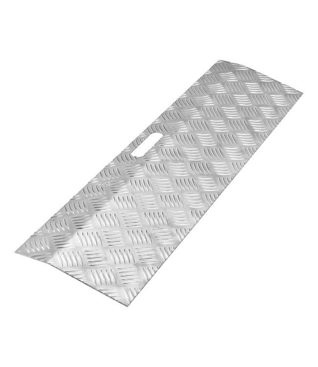Secu Products SecuCare drempelhulp type 1 (200x780mm, hoogte toepasbaar 0-30mm, aluminium)