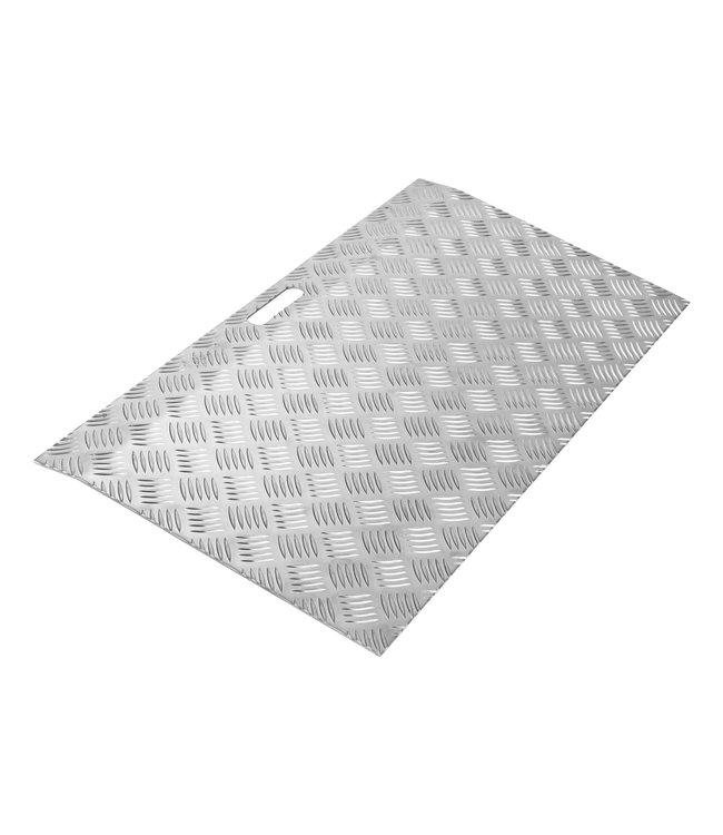 Secu Products drempelhulp type 2 (400x780mm, hoogte toepasbaar 30-70mm, aluminium)