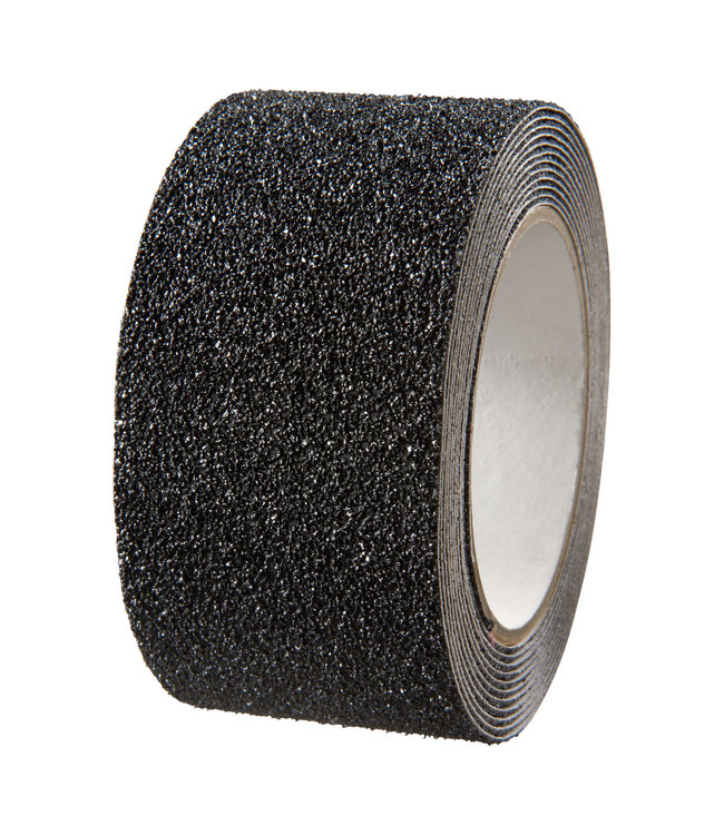 Secu Products anti-slip sticker op rol (zwart, 3000x500mm)