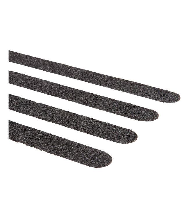 Secu Products SecuCare anti-slip sticker langwerpig (600x19mm), zwart, 15 stuks