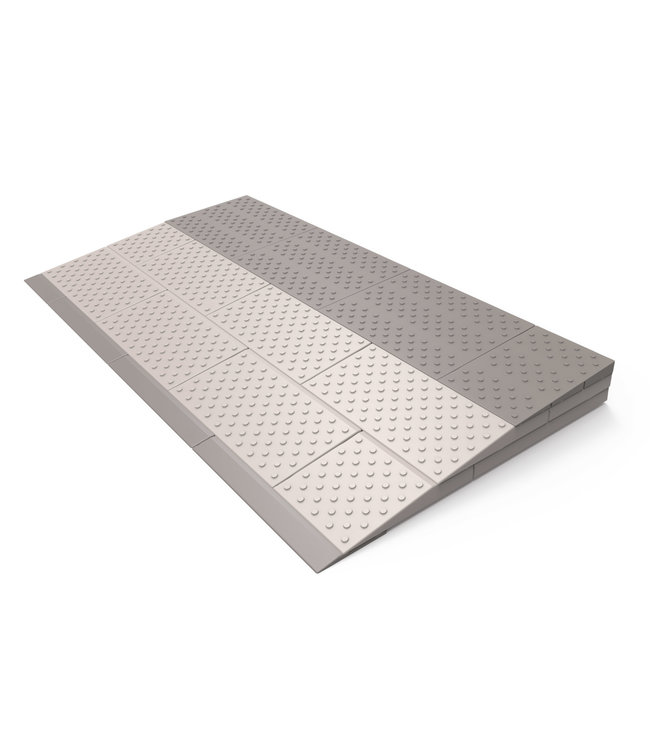 Secu Products drempelhulp 3-laags (840x60x450mm)