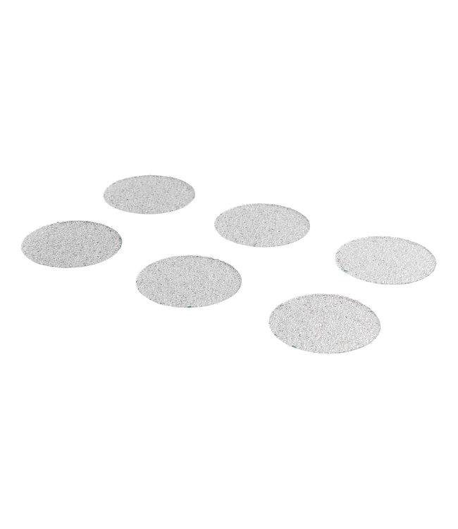 Secu Products anti-slip sticker rond (⌀ 35 mm, semi-transparant, 32 stuks)