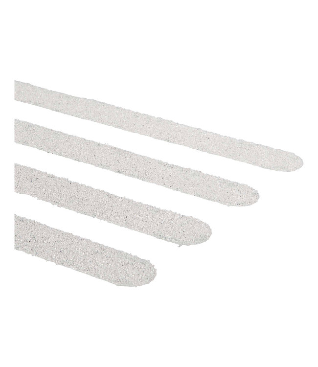 Secu Products SecuCare anti-slip sticker (langwerpig 600x19, semi-transparant, 15 stuks)