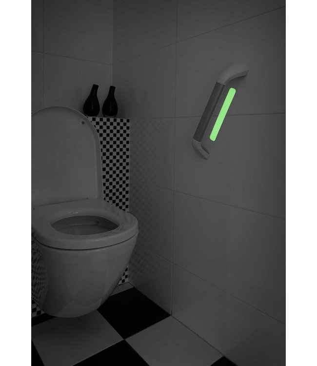 Secu Products SecuCare glow in the dark strip wandbeugels