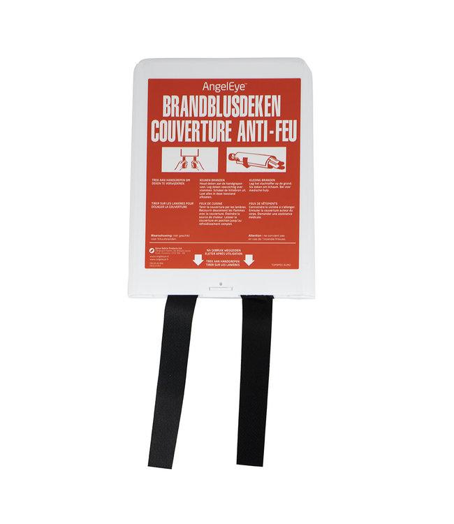 Quality Creations International AngelEye brandblusdeken 1m x 1m FB100-AE-BNLR