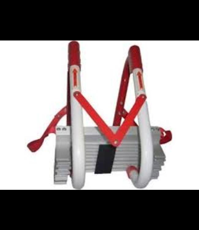 Quality Creations International AngelEye brandladder metaal van 4,5 meter EL-2S-AE