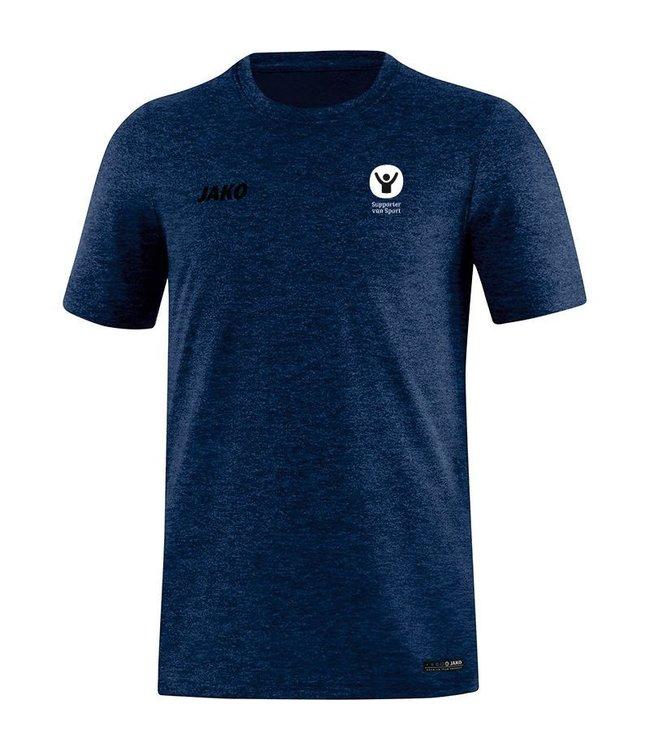 Jako T-shirt Premium Basics Heren