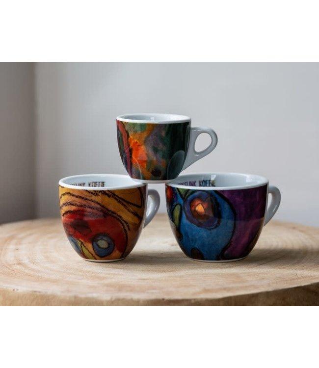 Hesselink Koffie Espresso Cup Meaningful