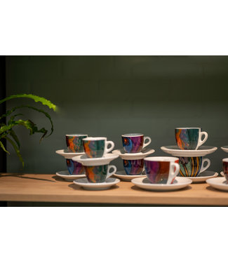 Hesselink Koffie Cappuccino Cup Meaningful