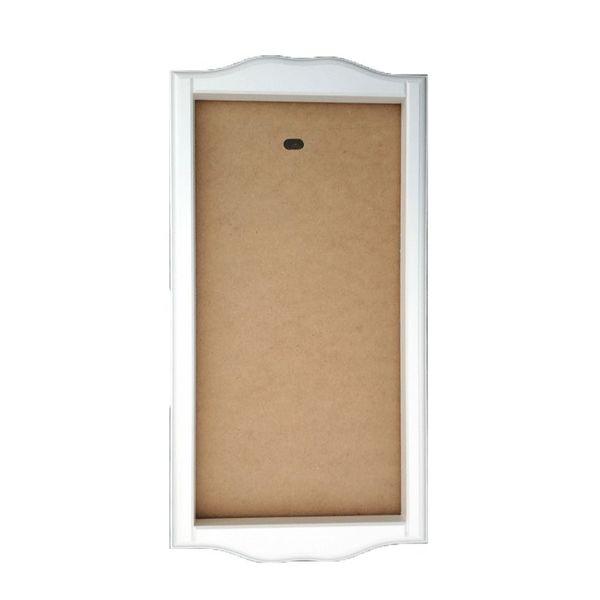 Vertical calendar frame White