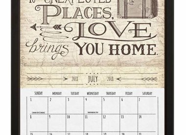 Kalenderrahmen