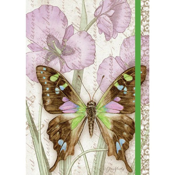Lang Purple Swallowtail Classic Journal